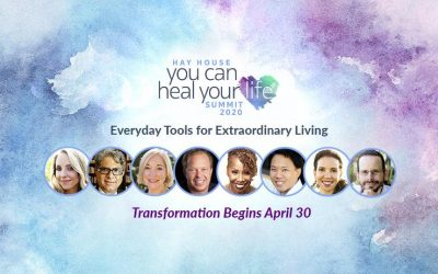 "Join Me For Hay House's ""You Can Heal Your Life"" Summit! (Free)"